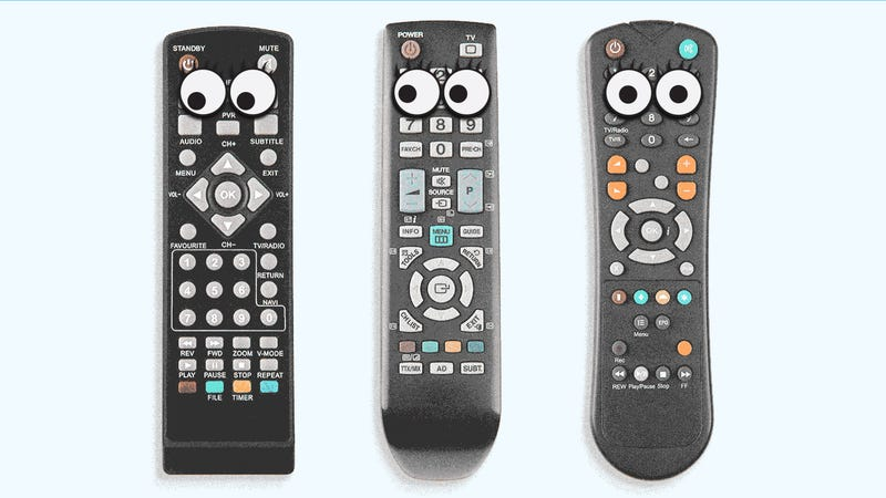 How Many Remotes Do You Use for Your Home Entertainment Center?