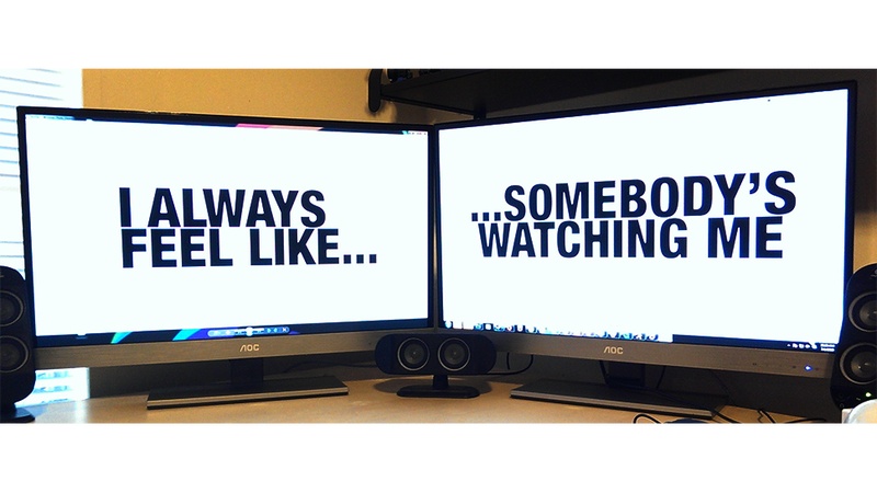 Our Monitors Show Us So Many Things. Now Show Us Your Monitors.