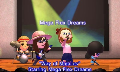 McFist's First 24 Hours of Tomodachi Life -- The Sequel's Prequel