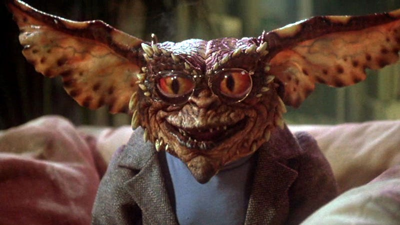 Gremlins 2: The New Batch: Little, Green, Brilliant