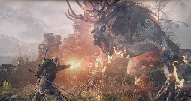 Watch Today's Big Witcher 3 Event Live, Right Here [UPDATE: Over]