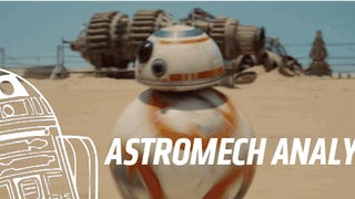 Let's Take A Deep Look At The Droid In The New <i>Star Wars</i> Trailer