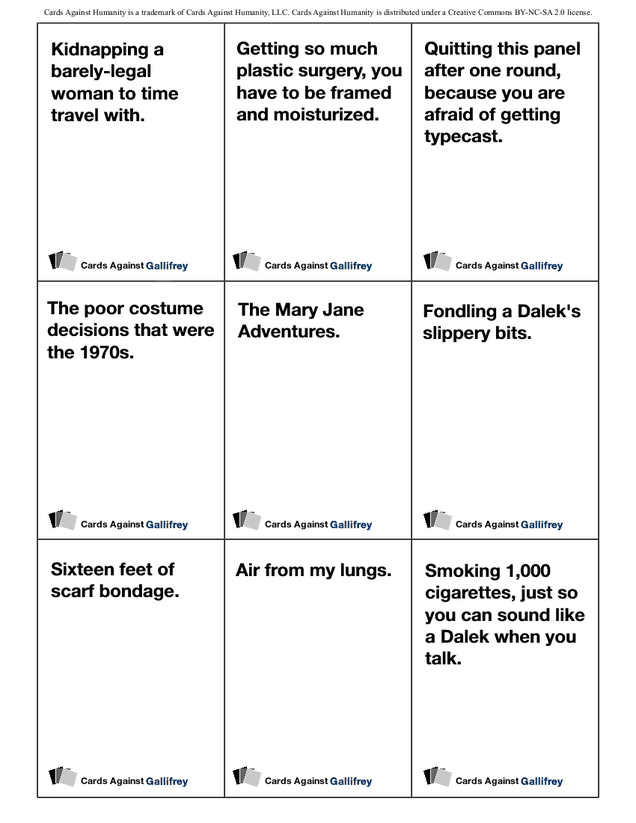 It is an image of Dashing Print Out Cards Against Humanity