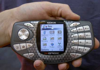 The N-Gage is Back, Baby