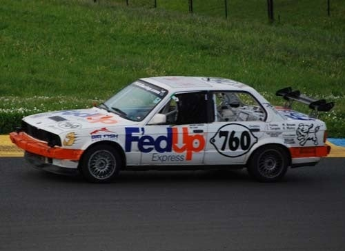 Infineon Day One Finished, F-ed Up E30 Leads