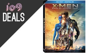 Avengers and Days of Future Past for $10 Each, Black Friday Blu-rays