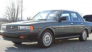 Why Buy A Civic When You Can Get This Museum Quality Toyota Cressida?