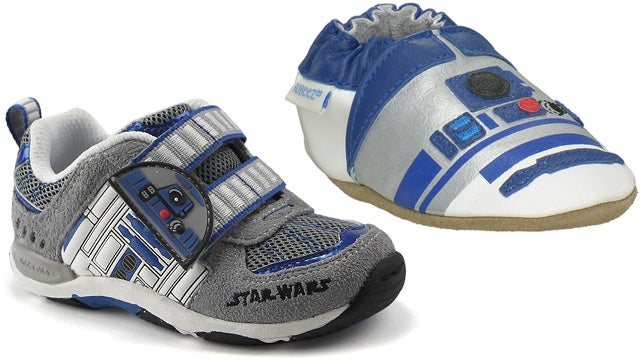 I'm a Grown Man, But I Would Still Wear These Lightsaber Sneakers