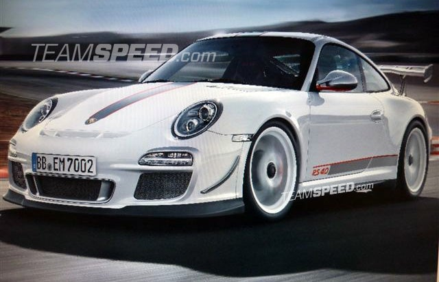 Is this the Porsche 911 GT3 RS 4.0?