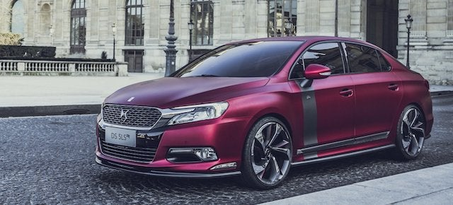 Citroën's CLA45 AMG For China Is Funky, Fun, And Named Like A Camera
