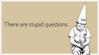 Stupid Hypotheticals - Sound Off!