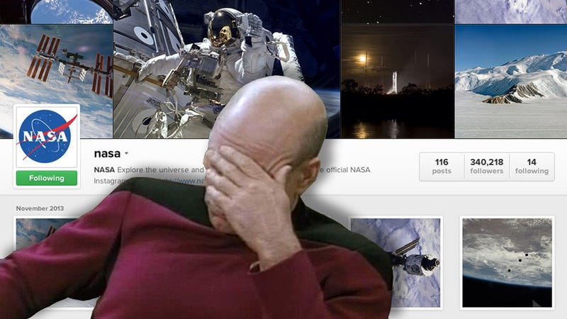 This list of the dumbest NASA Instagram comments is embarrassing