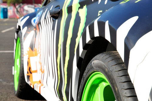 Gallery: Ken Block's Gymkhana Ford Fiesta: The Details