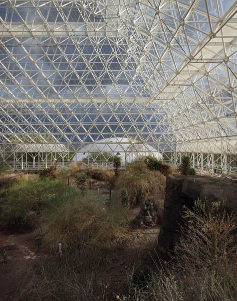 Biosphere is Abandoned and Beautifully Decrepit, Just Like Pauly Shore's Career