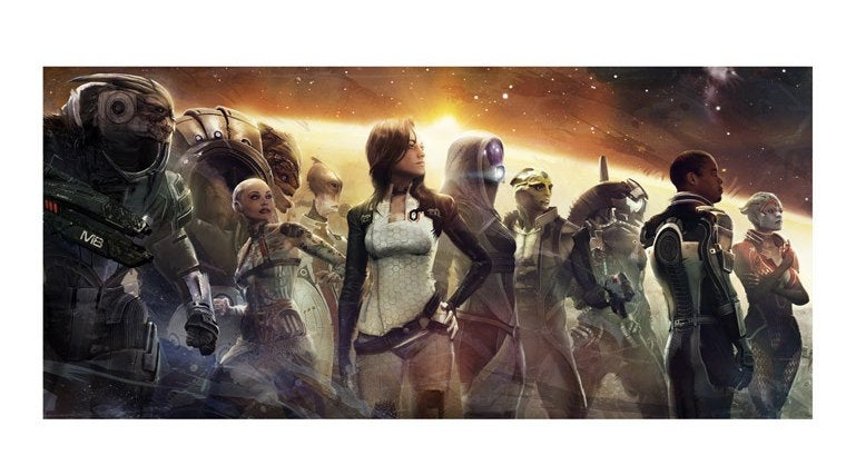 My Mass Effect 3 Ending Lasted 34 Hours. It Was Wonderful.