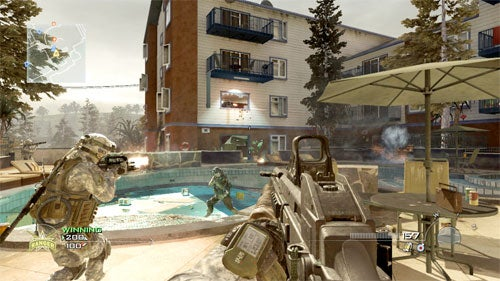 Modern Warfare 2 Map Pack Pricing Doesn't Bother 2.5 Million Xbox 360 Owners