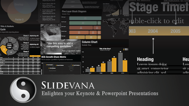 Avoid Death By PowerPoint, Get Slidevana For 50% Off
