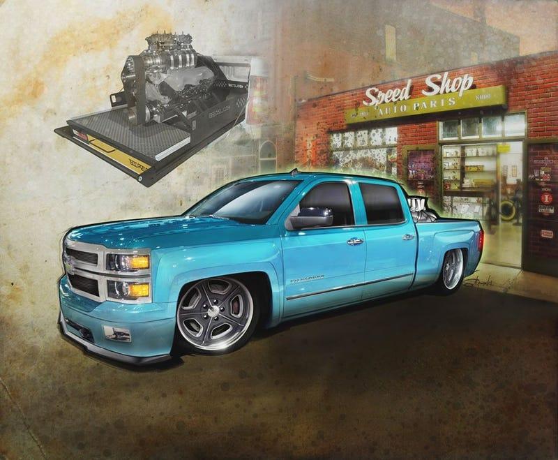 Chevrolet Tells Strange Motion They Dislike Hot Rodders.