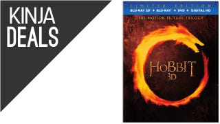 Today's Best Media Deals: The Hobbit Limited Edition Trilogy and More