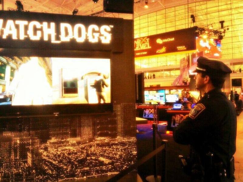 So That's Who Watches The Watch Dogs