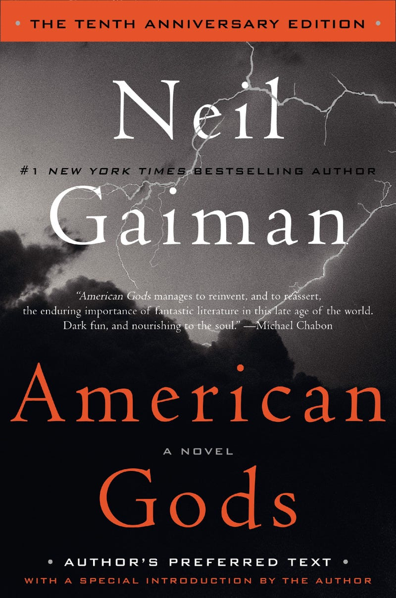 Neil Gaiman Reveals the Future of American Gods