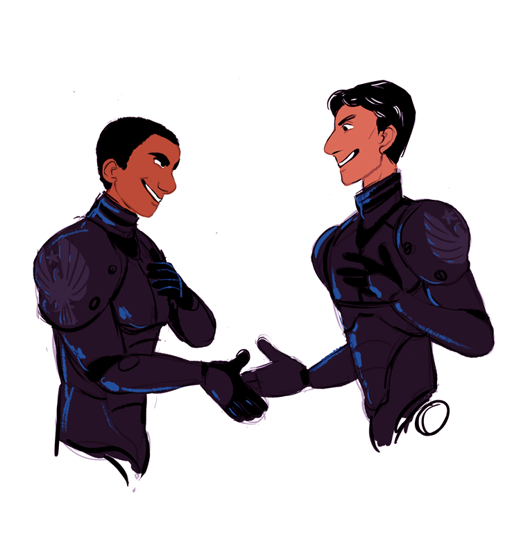 Troy and Abed in a Jaeger!