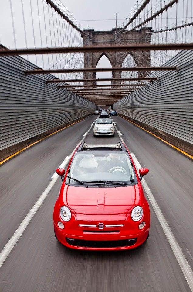Fiat 500C: First Drive