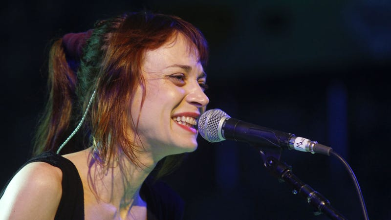 Fiona Apple Arrested for Marijuana Possession
