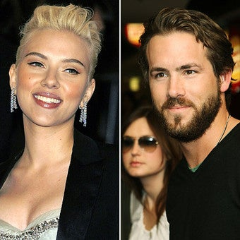 Is the Fairytale Marriage of Scarlett Johansson and Ryan Reynolds Falling Apart?