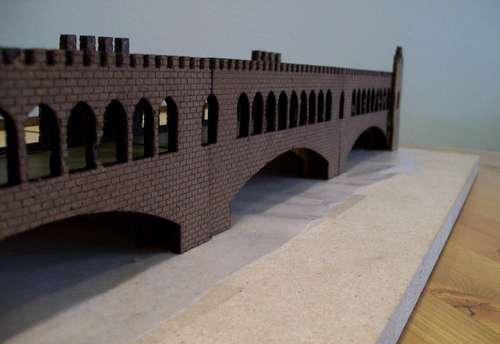 Man Creates Modern Day Gingerbread Bridge Using Epilog Laser
