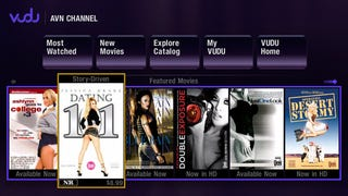 Vudu Fills Gaping Hole With AVN Porn Channel
