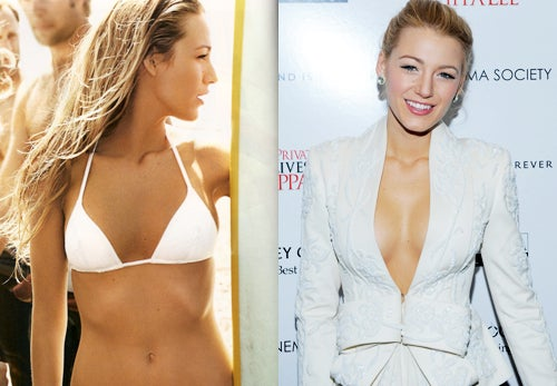 On The Matter Of Blake Lively's Breasts