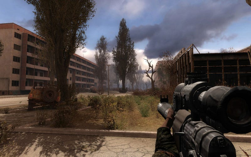 STALKER: Call Of Pripyat Review: Third Time's A Charm?
