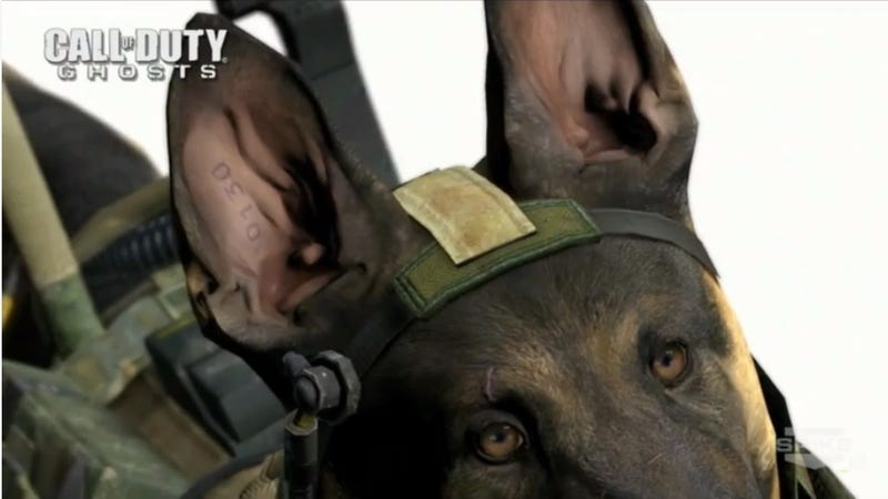 Thanks, Call of Duty Dog, For Brightening Up A Mostly Dull Xbox Event