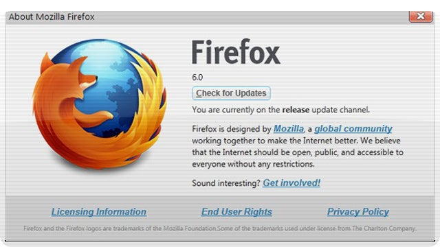 Firefox 6 Is Out Ahead of Schedule