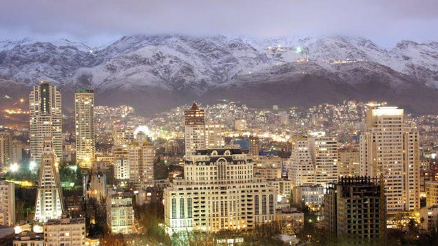 How Iran Became One of the World's Most Futuristic Countries