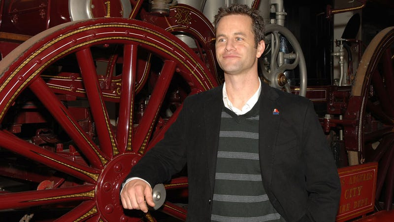 Kirk Cameron Is Too Busy Preventing Gay People from Getting Married to Meet with Them
