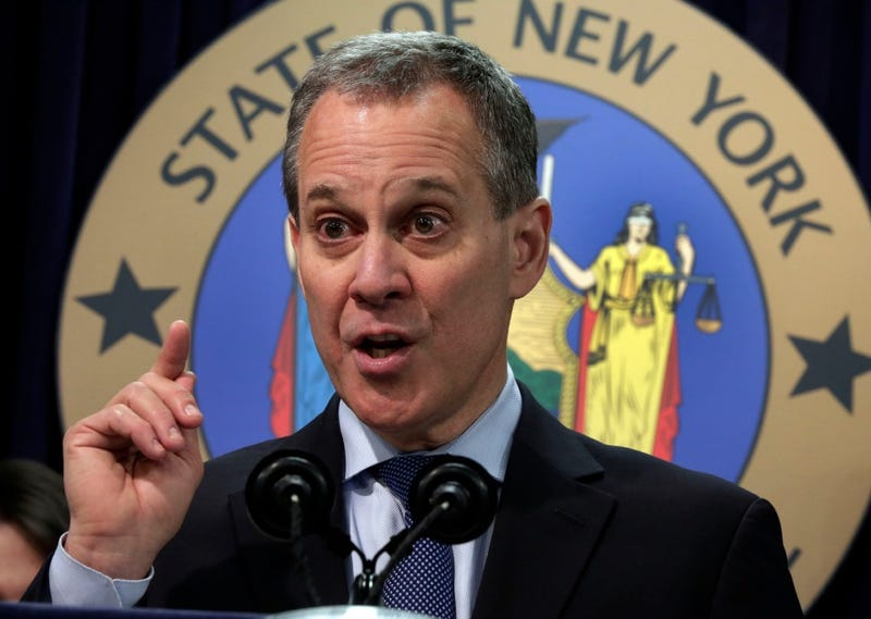 The Governor of New York Thinks His Attorney General Wears Eyeliner