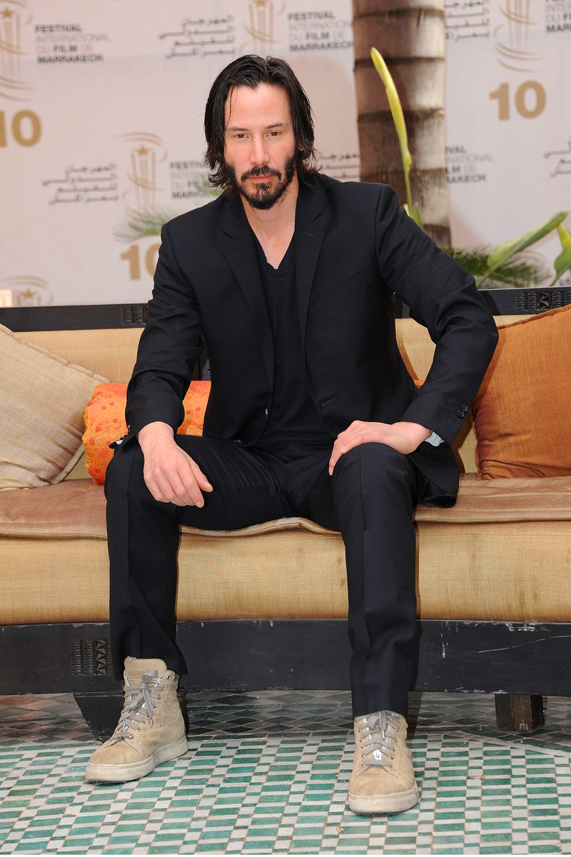 Feelin' Alright Keanu