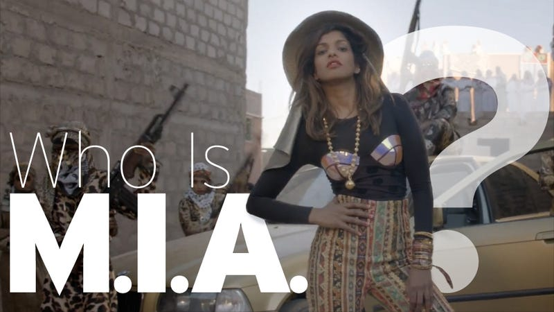 The Non Music Fan's Guide to M.I.A., from Truffle Fries to Her New Video