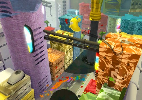 Rainbow Connection: Hands On With De Blob