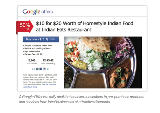 Is Google Working on a Group Buying Service?