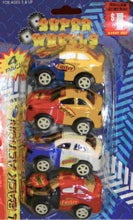 Dollar General Toy Cars Fortified with Lead