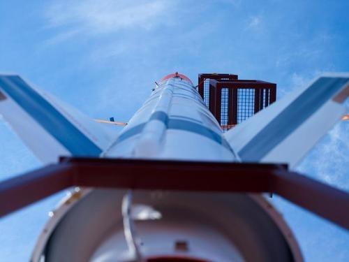 World's Largest Amateur Rocket: Pre-Launch Photos
