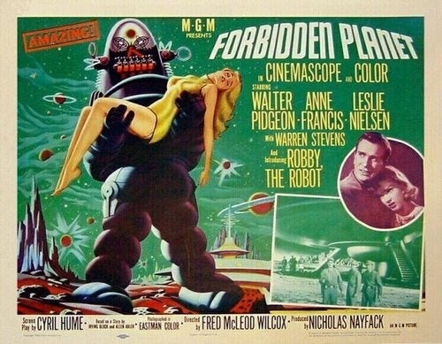 Forbidden Planet Reboot Could Become a Franchise