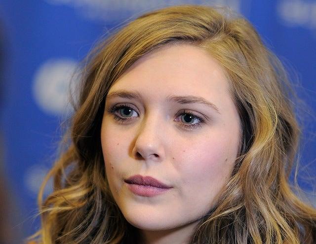 Mysterious Olsen Sister Casts Spell Over Sundance