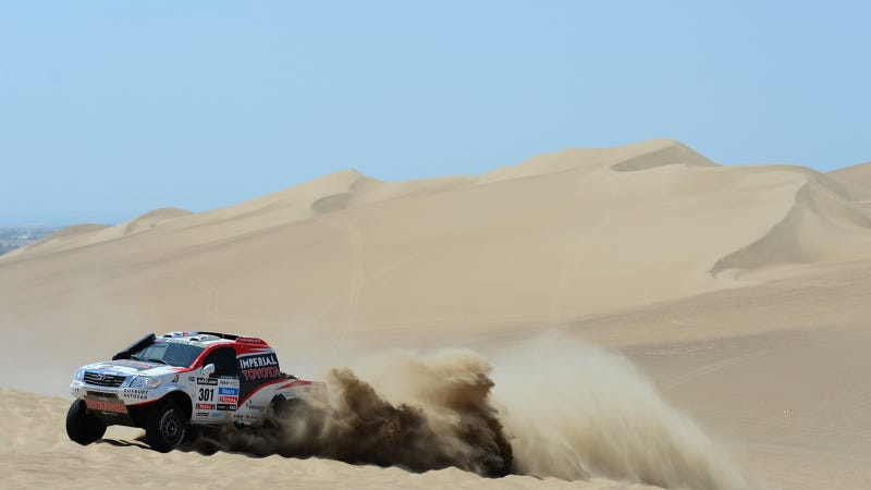 This Is Your 2013 Dakar Rally Day One And Two Mega Gallery