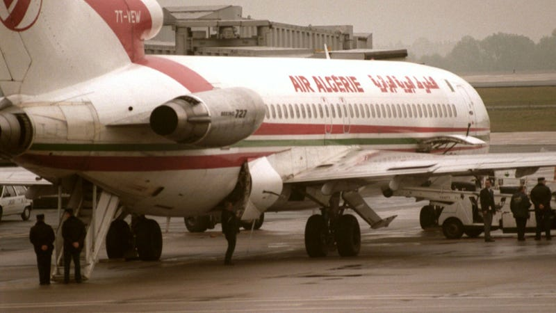 Air Algerie Plane Crashes With 116 On Board (UPDATED)