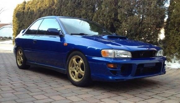 NPOCP: WRX Swapped '96 Impreza