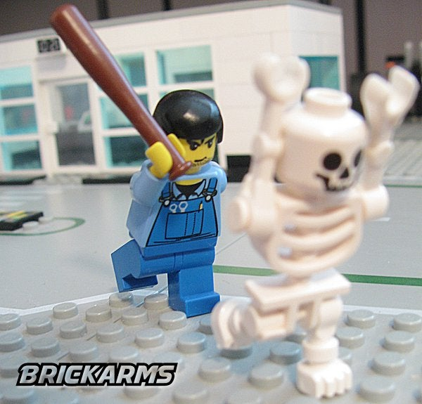 Why There Are No Baseball Bats In the Lego Universe?